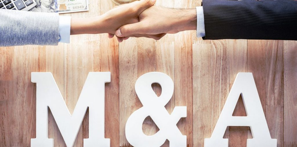 data rooms for M&A