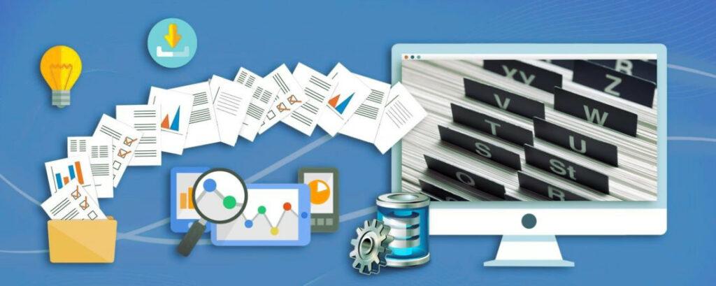 virtual data room index